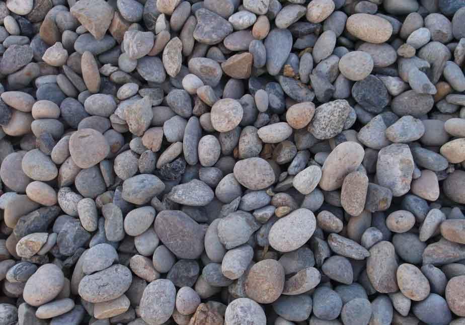 Yosemite River Pebbles