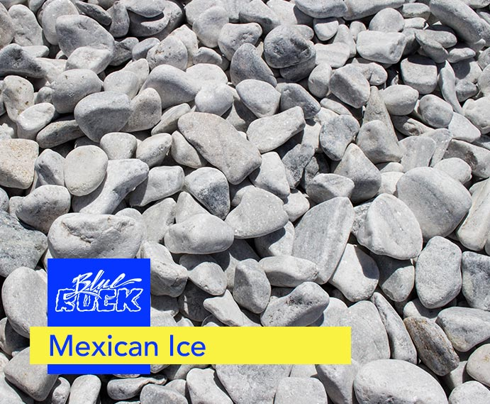 Mexican Beach Pebbles (Ice)
