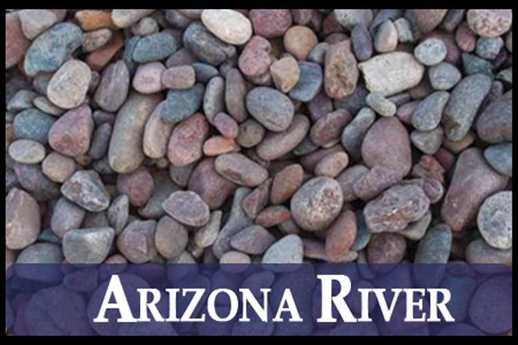 Arizona River Rock