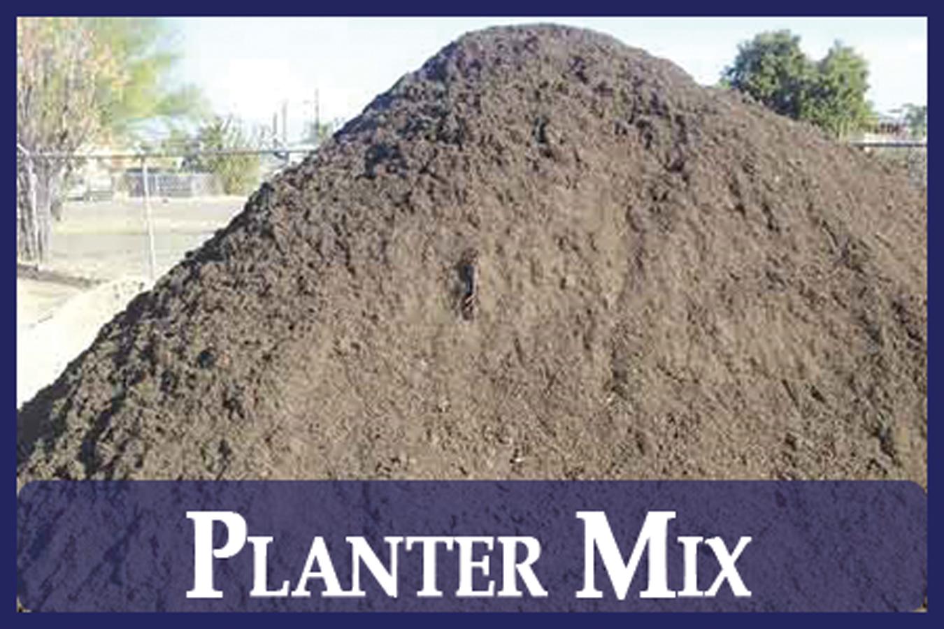 Planter Mix